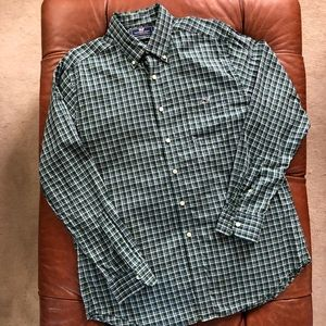 Vineyard Vines Tucker Slim Fit Buttondown Whale L